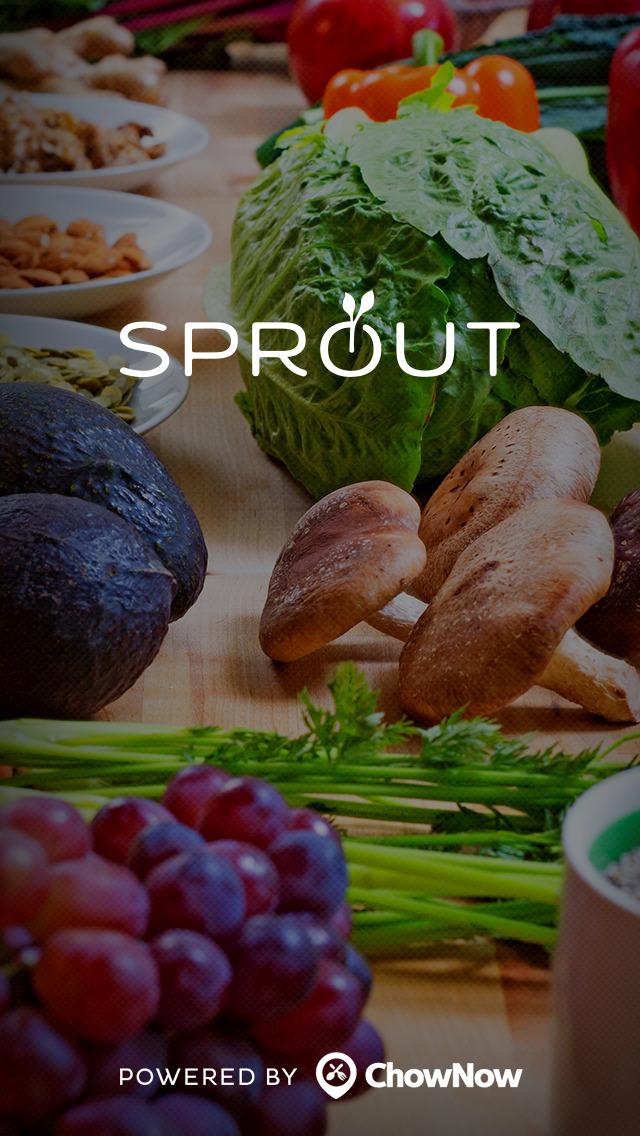 Sprout Salads screenshot 1
