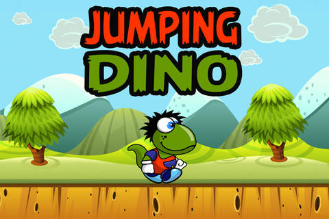Jumping Dino's Adventure Pro - náhled