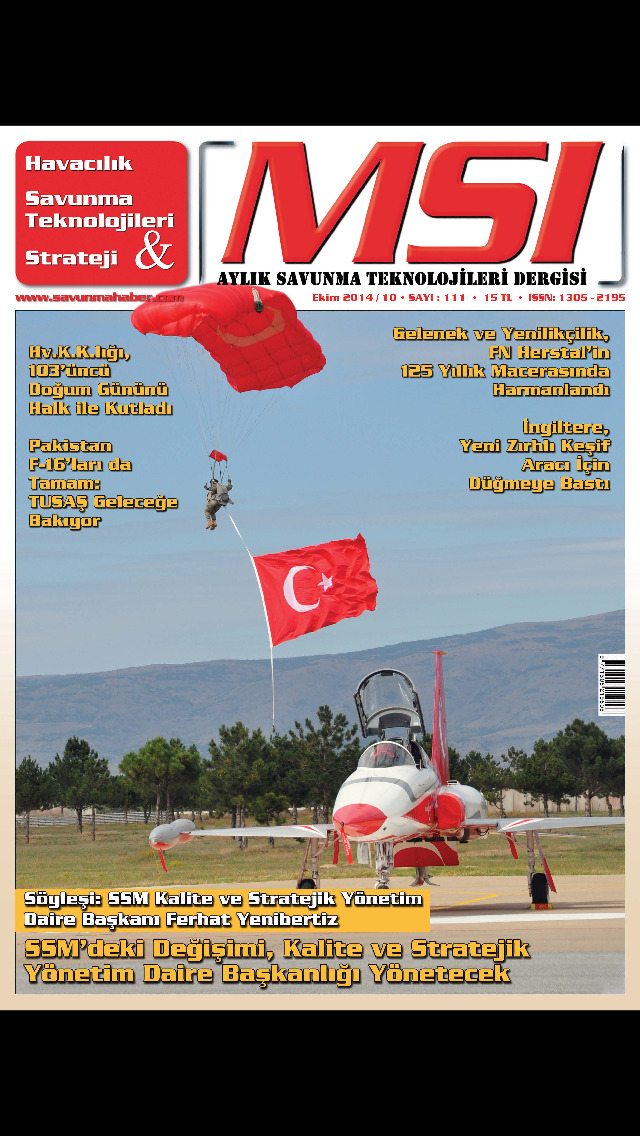 MSI Dergisi screenshot 1