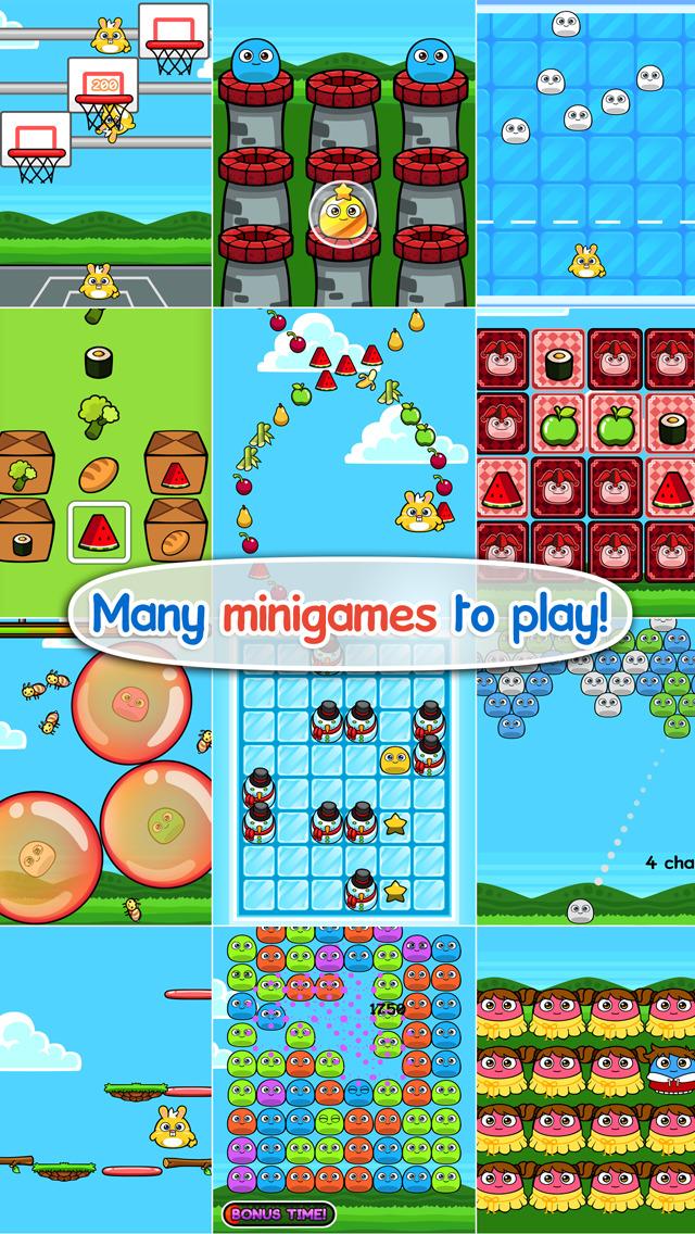 My Boo Virtual Pet & Mini Game screenshot #4