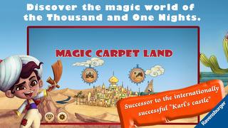 Magic Carpet Land screenshot 1