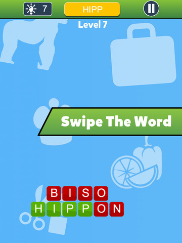 Swipe The Words - Search & Swipe Letters screenshot 7