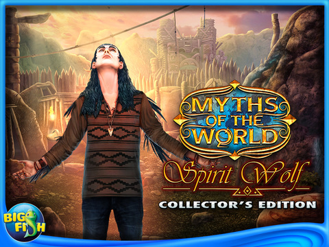 Myths of the World: Spirit Wolf HD - A Hidden Object Mystery Game screenshot 5