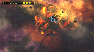3D Mars Landing Simulator - Realistic Space Moon Rover Exploration Extreme Flying Games screenshot 1