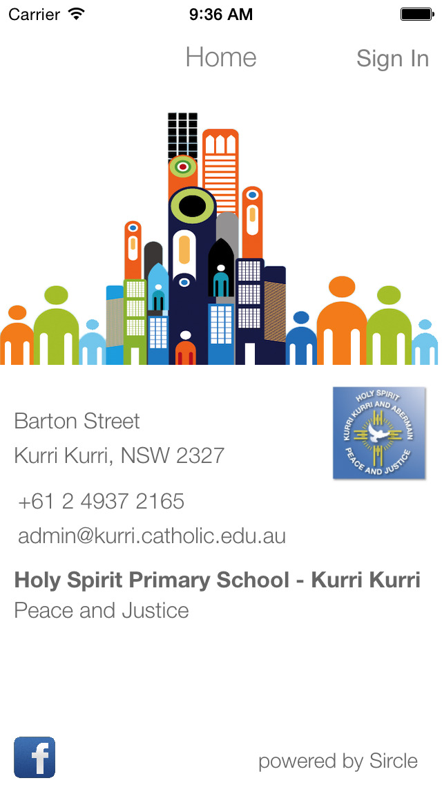 Holy Spirit Primary School - Kurri Kurri screenshot 2
