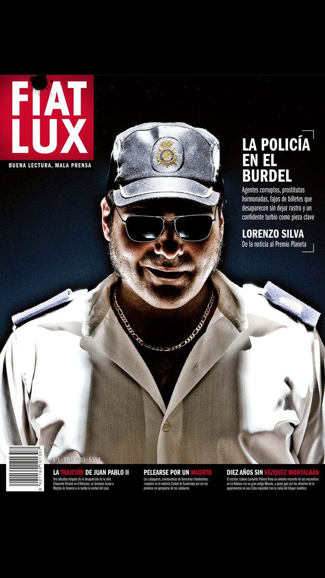 Revista Fiat Lux screenshot 2