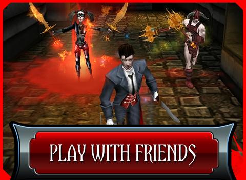 Dark Legends MMORPG screenshot 8