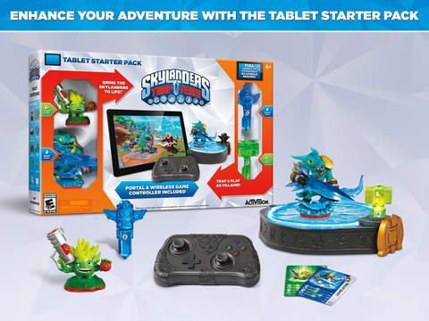 Skylanders Trap Team™ screenshot 5