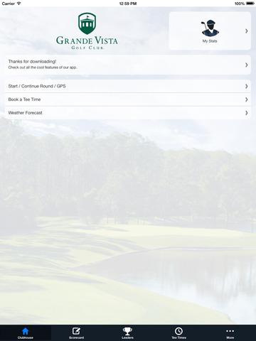 Grande Vista Golf Club screenshot 7