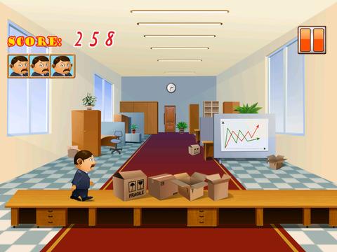 Run From The Boss screenshot 2