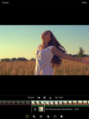 ProCam XL 2 - Camera and Photo / Video Editor screenshot 5