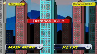 The King Of Rope PRO - Fly, Jump and Run in The Asia City screenshot 3