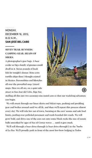 Trail Runner Magazine screenshot 5