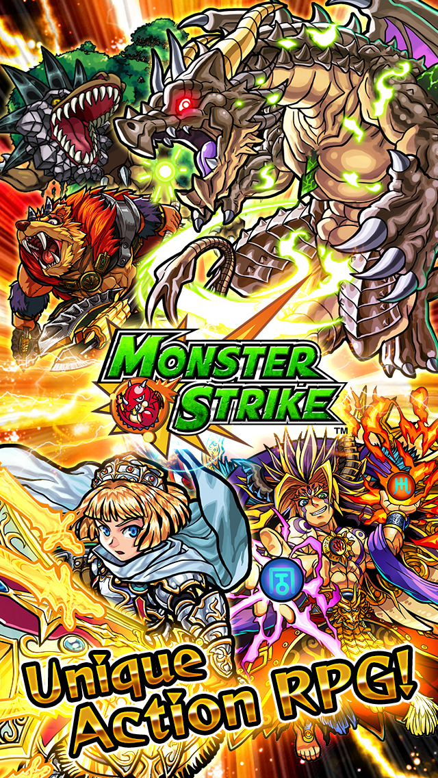 Monster Strike screenshot 5