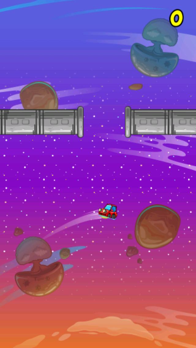 Space Car Jump screenshot 2