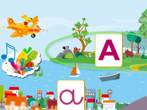 ABC rigolo Toutes les lettres screenshot 10