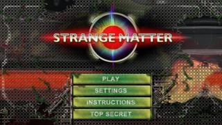 Strange Matter screenshot 1
