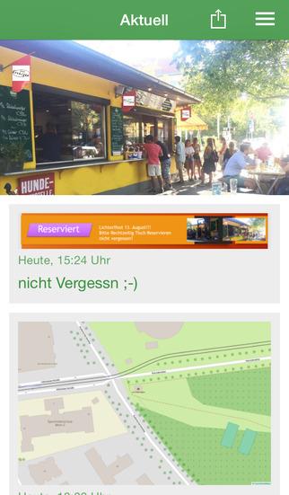 Hütterl Zur Kernigen screenshot 1
