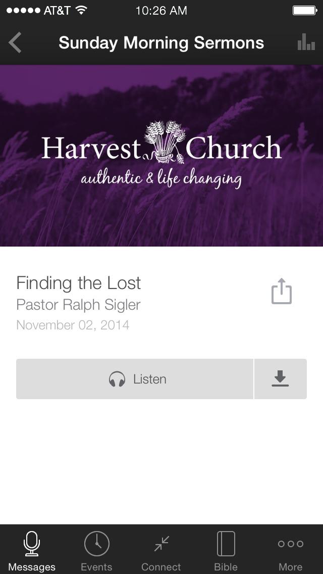 Harvest Church Dothan screenshot 3
