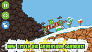 Bad Piggies screenshot #5