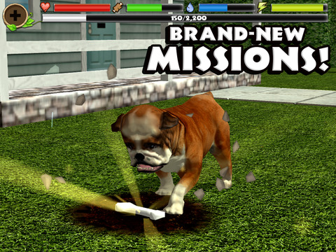 Stray Dog Simulator screenshot 9