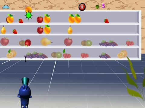 Amazing Fruit Jump screenshot 8