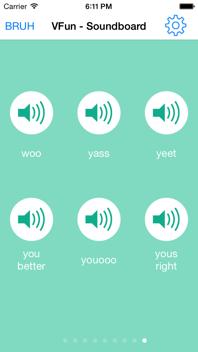 VFun - Soundboard for Vine + VSounds of Vine Free screenshot 3