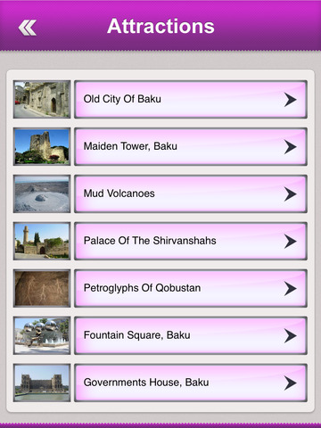 Azerbaijan Tourism Guide screenshot 8