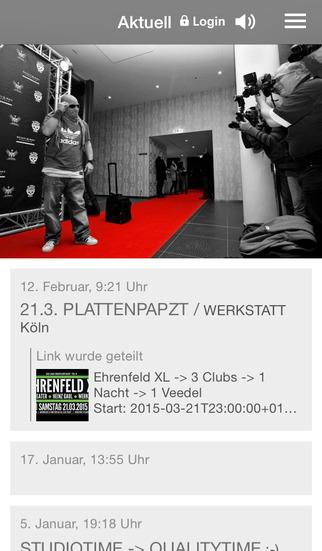PLATTENPAPZT screenshot 1