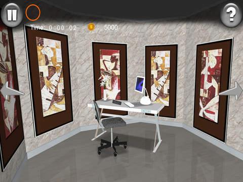 Can You Escape 9 Fancy Rooms II screenshot 6