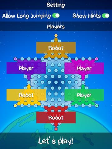 Chinese Checkers Pro screenshot 8