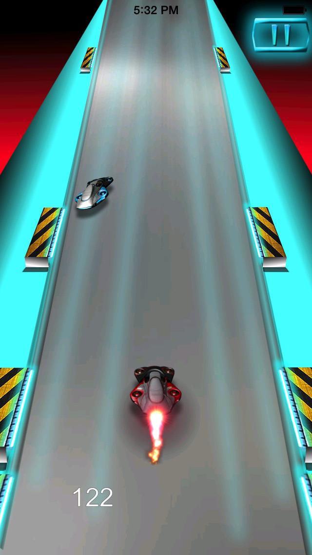 Air Car Police Chase screenshot 2