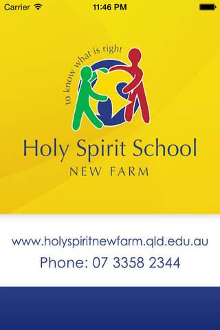 Holy Spirit School New Farm - Skoolbag - náhled