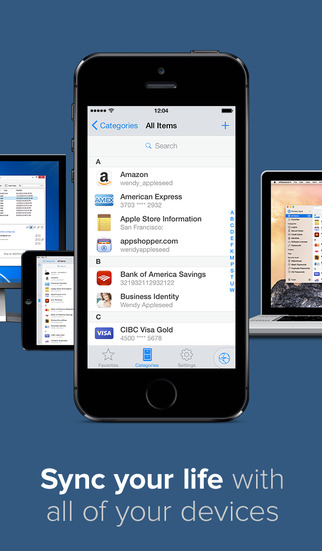 1Password - Password Manager screenshot 4