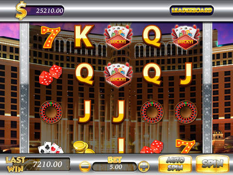 777 A Double Dice Las Vegas Lucky Slots Game - FREE Slots Machine screenshot 2