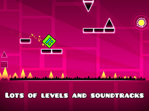 Geometry Dash screenshot #2