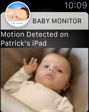 Cloud Baby Monitor screenshot 12