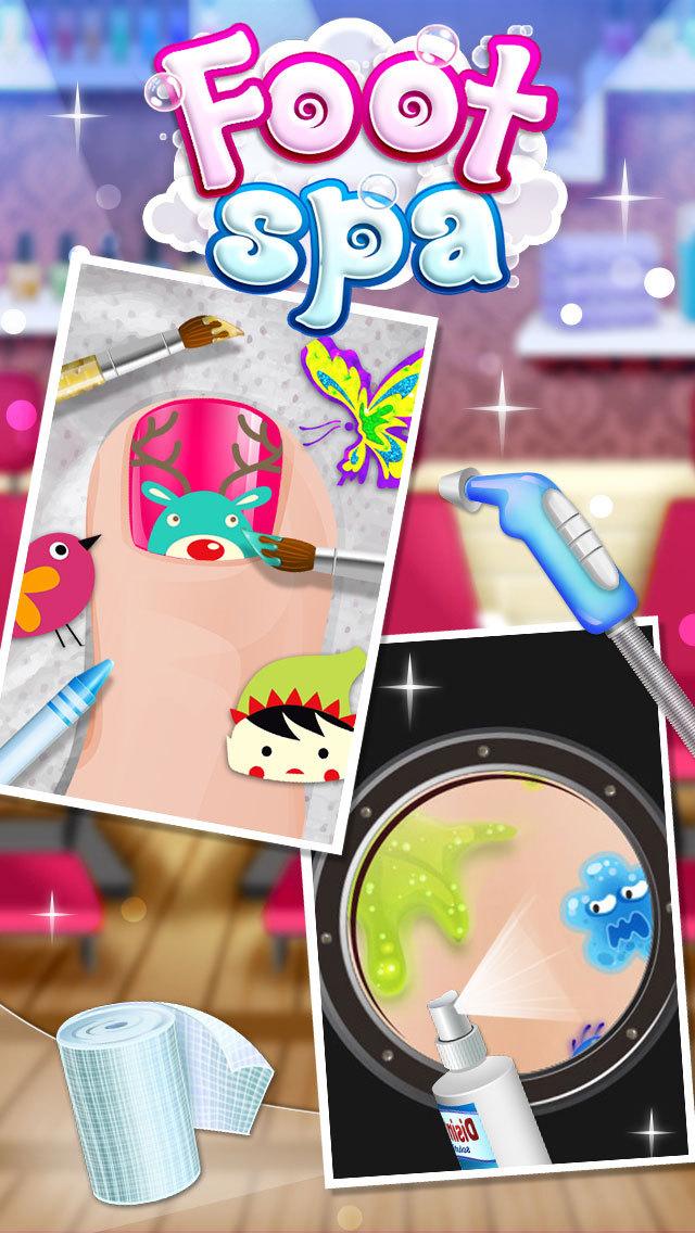 Foot Spa - Kids games screenshot 3