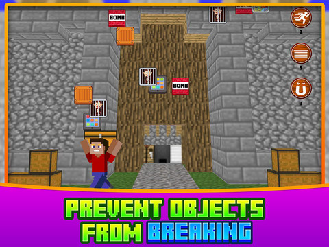 Floating Block Catcher screenshot 5
