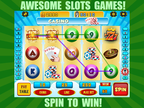 Aces Bar 777 Slots - Free Casino Games screenshot 8