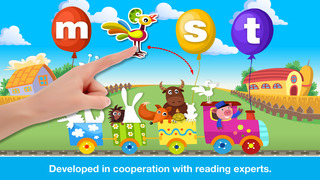ABCs Alphabet Phonics Learn to Read Preschool Game screenshot 3