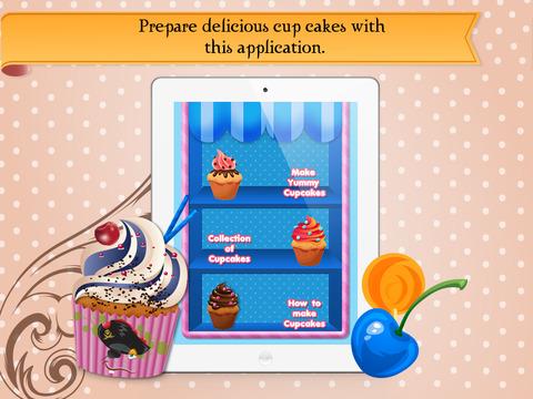 Cupcake Factory screenshot 8