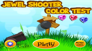 ` Jewel Shooter Color Test Fun Brain Training Time Waster Free Game screenshot 1
