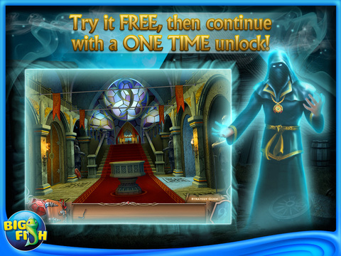 9: The Dark Side Collector's Edition HD - A Hidden Object Game with Hidden Objects screenshot 1