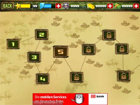 Tank Strike Battle 3D screenshot 10