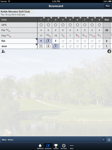 Kettle Moraine Golf Club screenshot 9