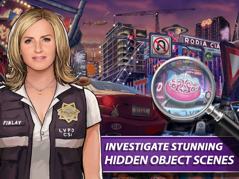 CSI: Hidden Crimes screenshot 7