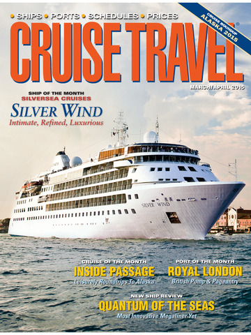 Cruise Travel Magazine screenshot 6