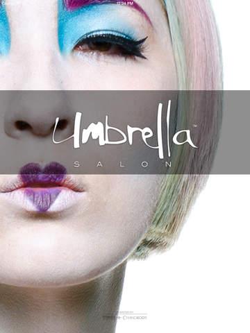 UMBRELLA SALON screenshot #1