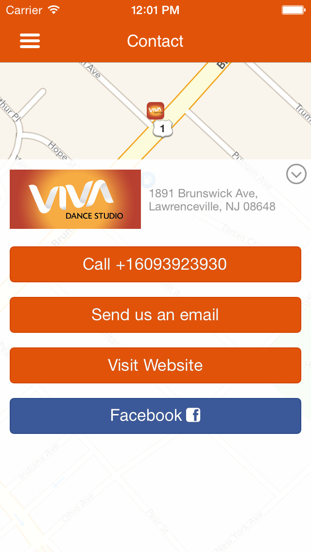VIVA BALLROOM DANCE STUDIO screenshot #5